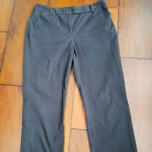 Clothing, Shoes & Accessories Pants Black Kate Hill Plus 20w Corduroy Velveteen Jeans Pants New Stretch